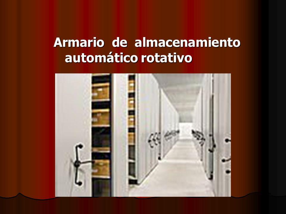 Armario de almacenamiento automático rotativo Armario de almacenamiento automático rotativo