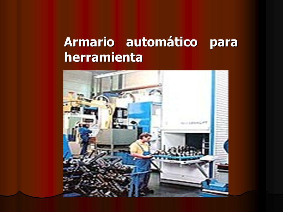 Armario automático para herramienta Armario automático para herramienta