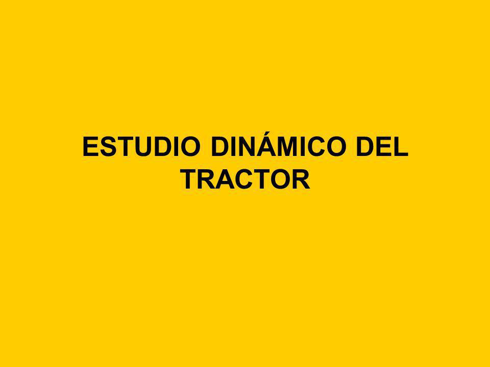 ESTUDIO DINÁMICO DEL TRACTOR