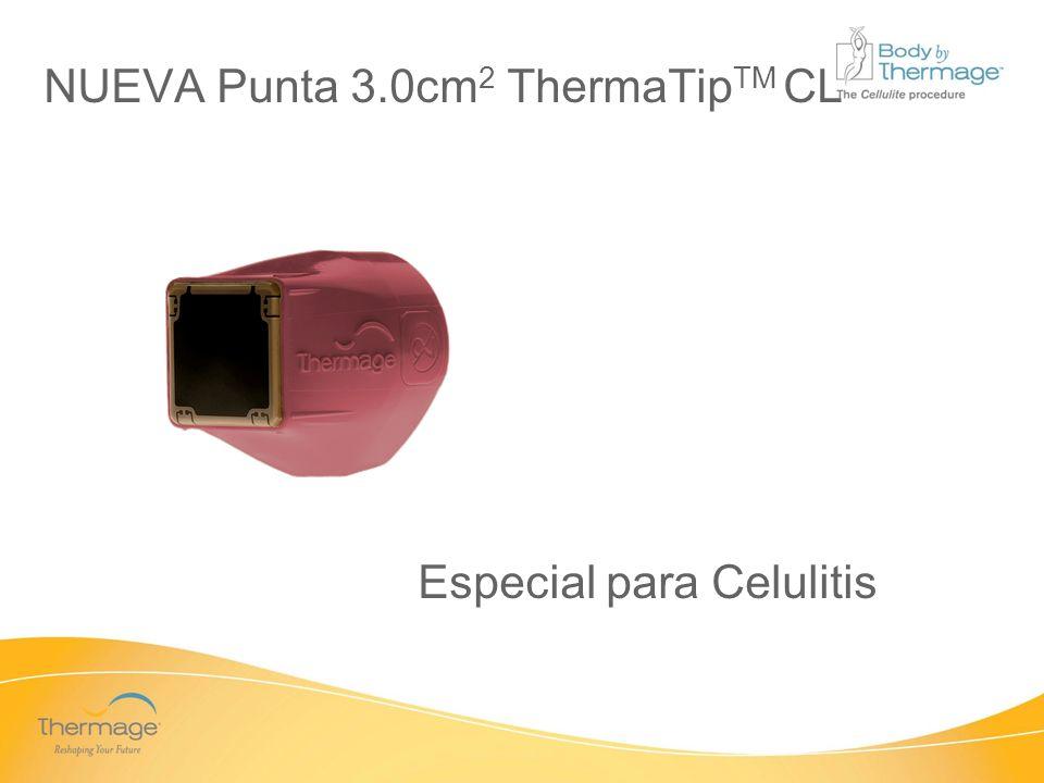 Confidential NUEVA Punta 3.0cm 2 ThermaTip TM CL Especial para Celulitis