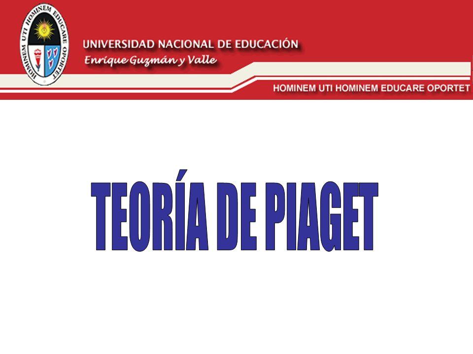 Teorías Constructivistas: Psicología genético - Cognitiva Jean Piaget (1896, Neuchâtel – 1980, Ginebra) Se licenció y doctoró (1918) en Biología en la Universidad de su ciudad natal.