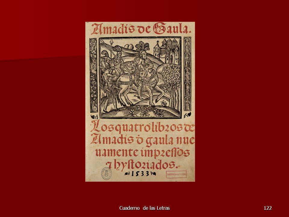 Cuaderno de las Letras122