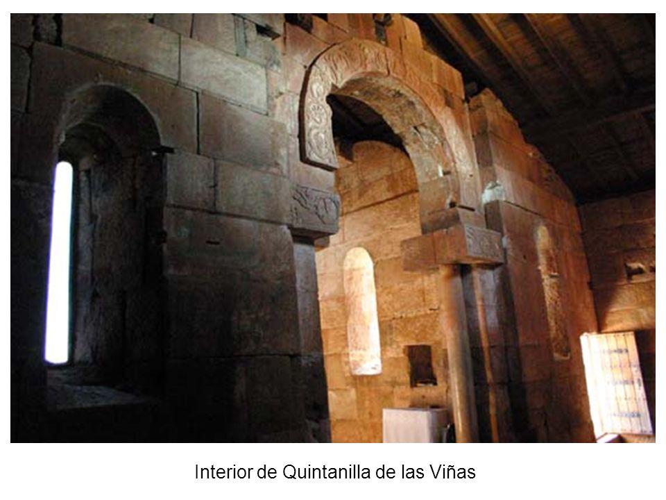 Interior de Quintanilla de las Viñas