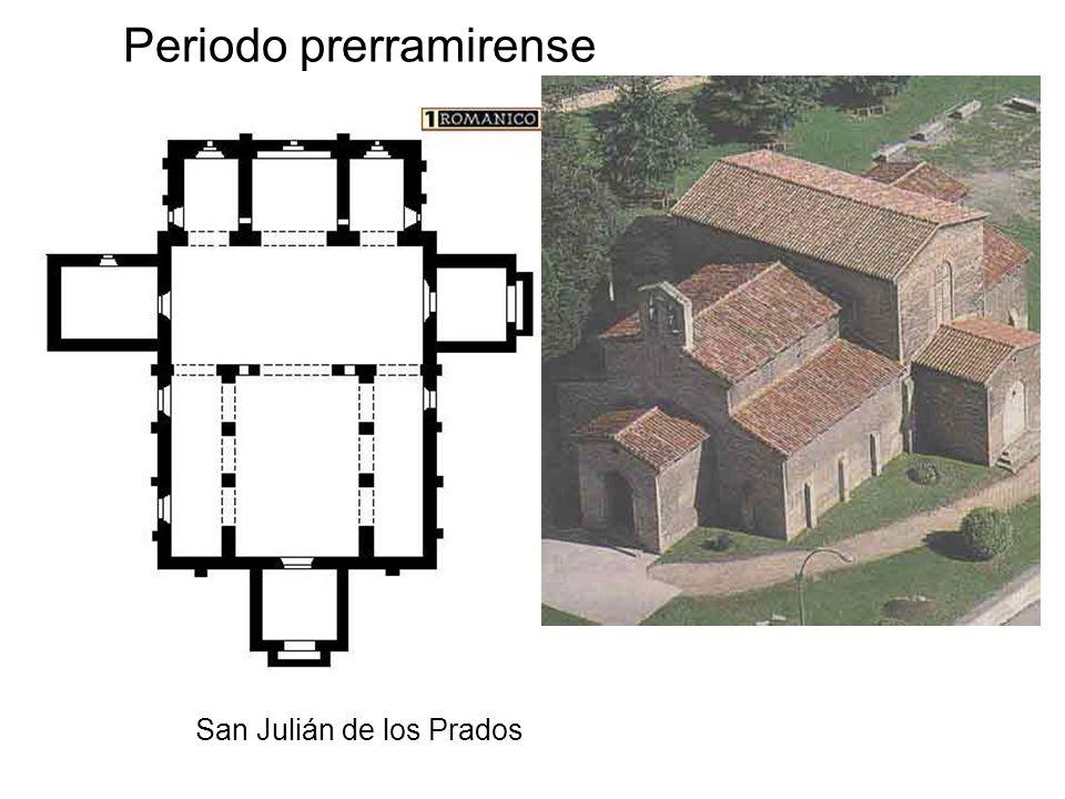 Periodo prerramirense San Julián de los Prados