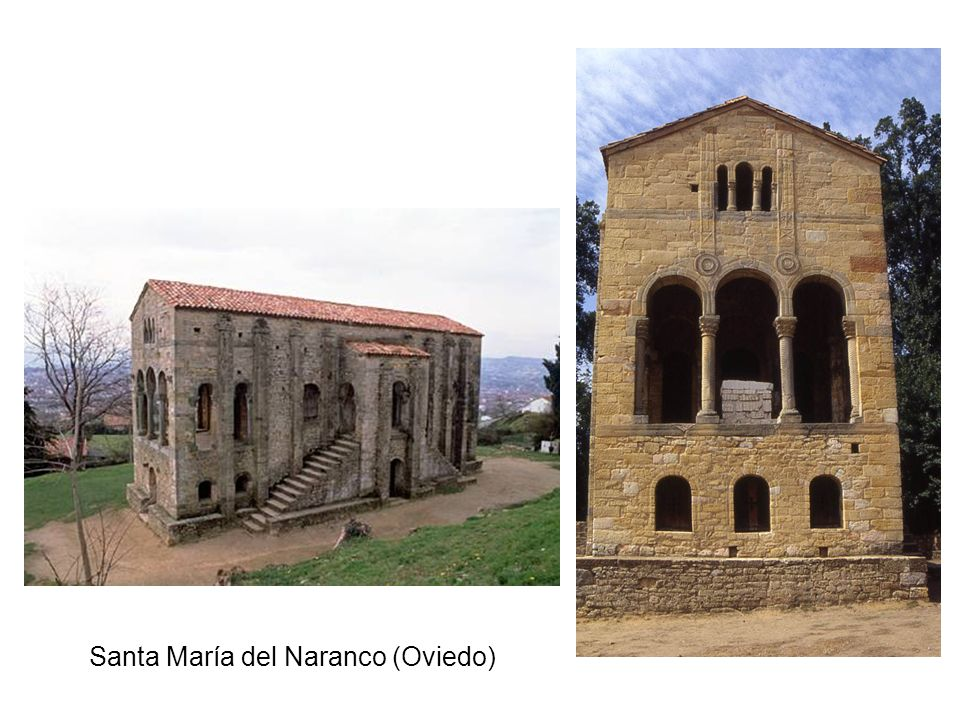 Santa María del Naranco (Oviedo)