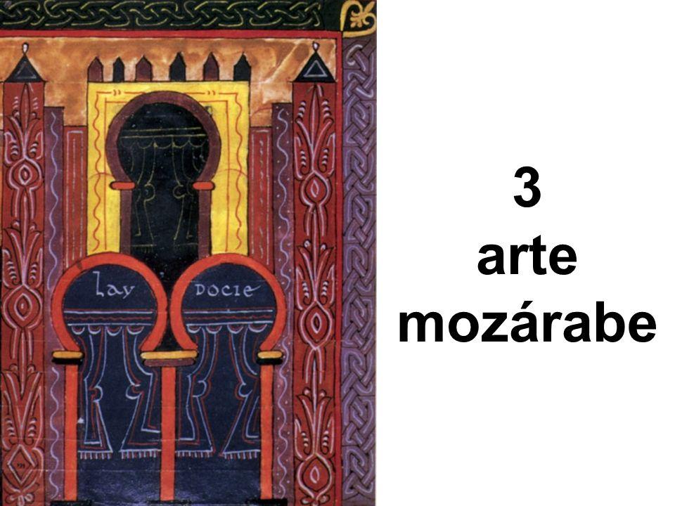 3 arte mozárabe