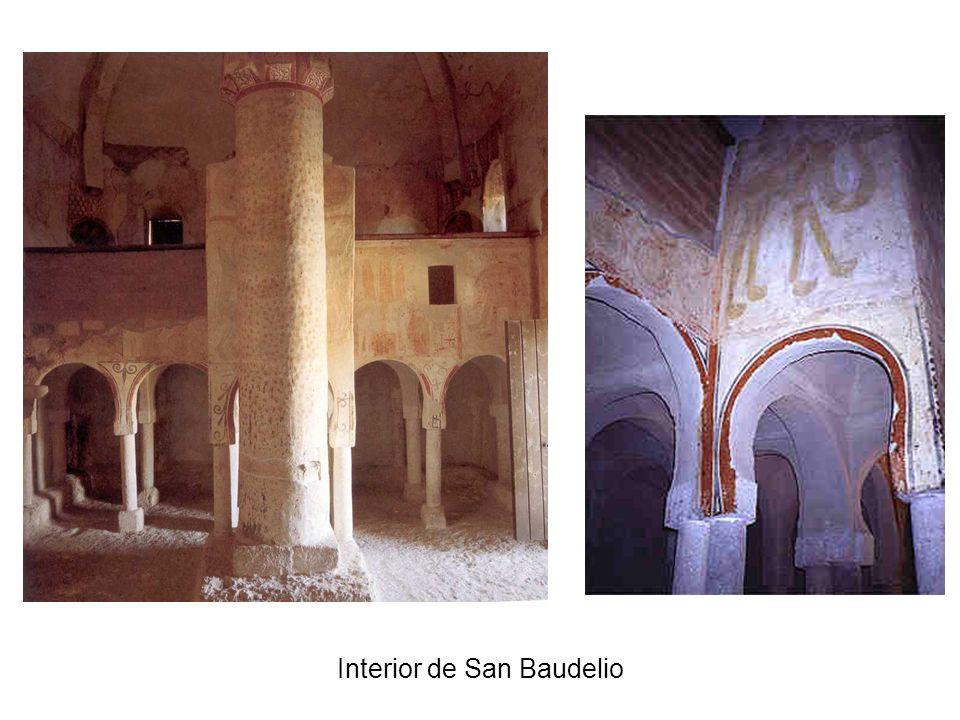 Interior de San Baudelio
