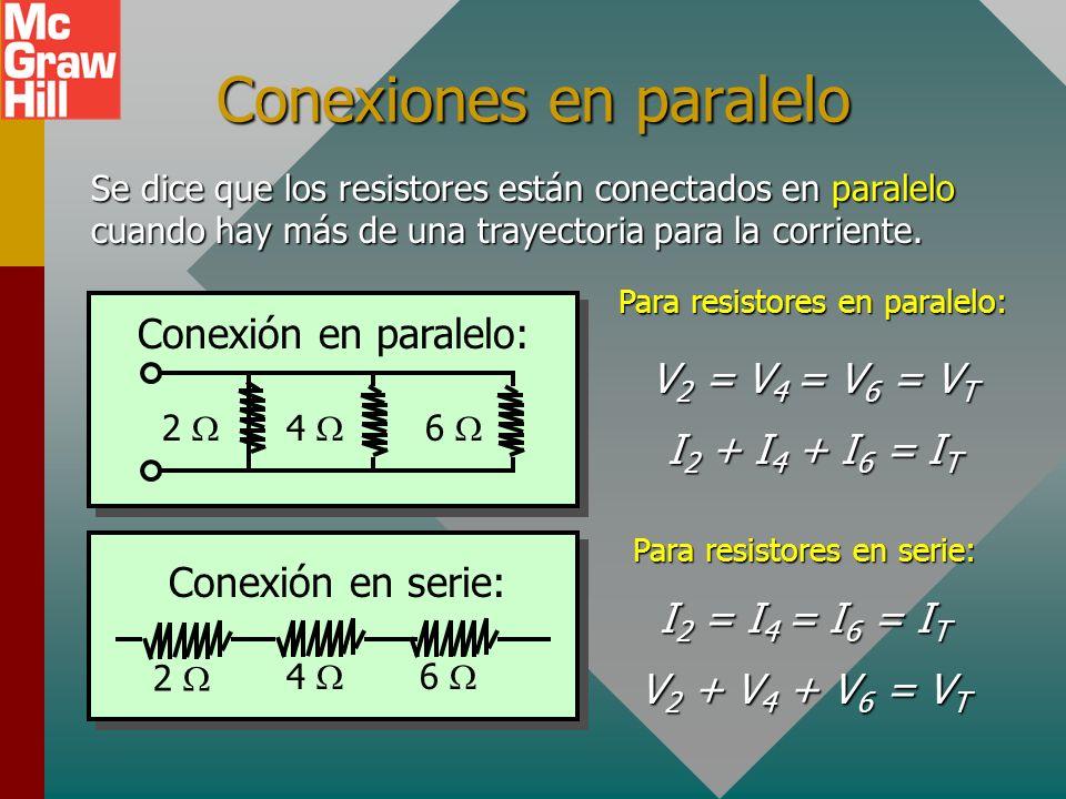 Circuitos complejos Un circuito complejo es aquel que contiene más de una malla y diferentes trayectorias de corriente. R2R2 E1E1 R3R3 E2E2 R1R1 I1I1