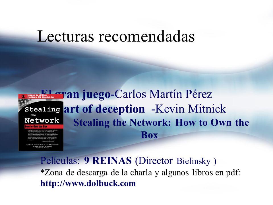 Ingeniería Social Adrián Ramírez adrian@dolbuck.com