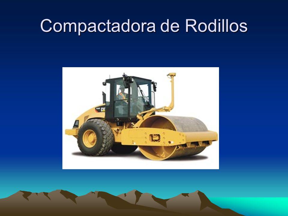 Compactadora de Rodillos