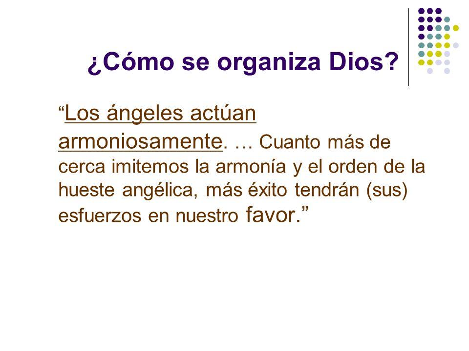 Organización militar de Dios Los ángeles El soldado cristiano