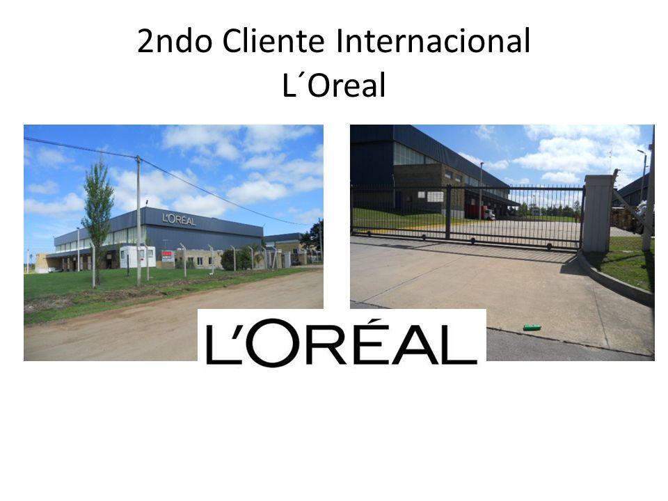 2ndo Cliente Internacional L´Oreal