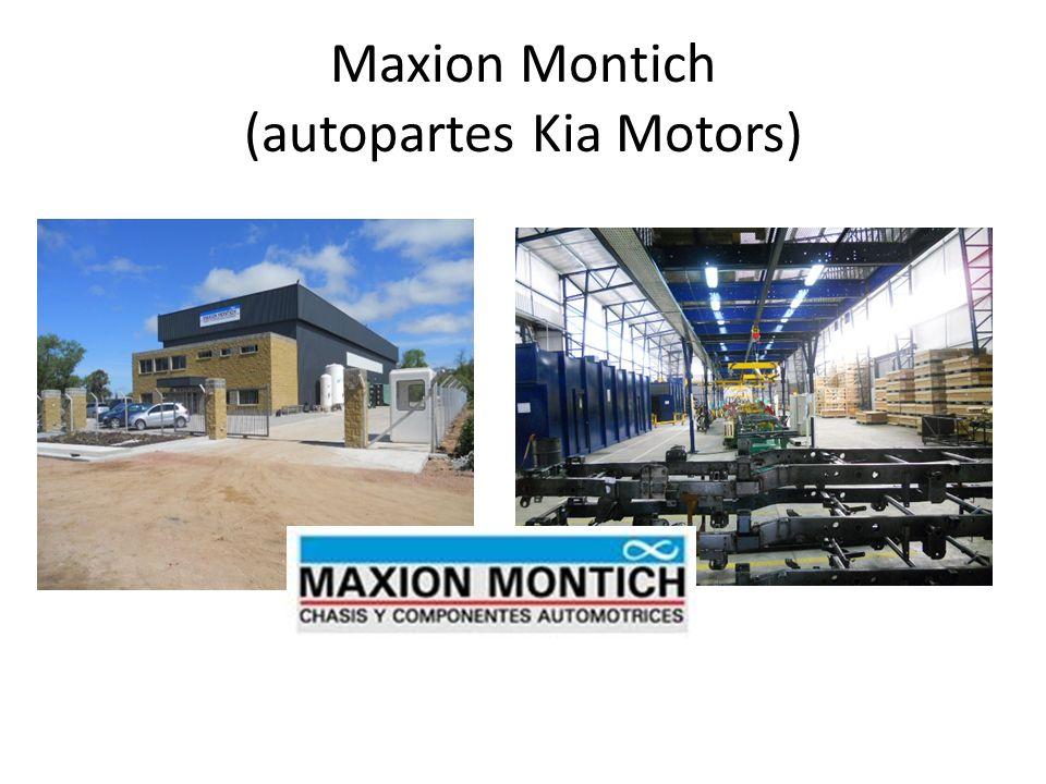 Maxion Montich (autopartes Kia Motors)