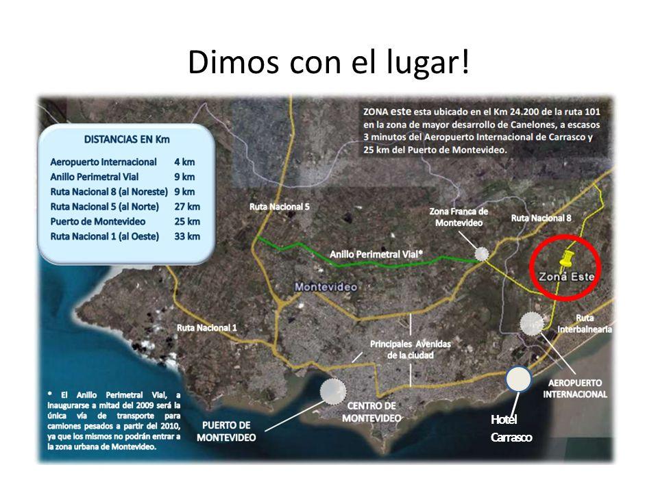Entrega noviembre 2012 Edificado : 1560m2 : Playa de maniobras 2000 m2