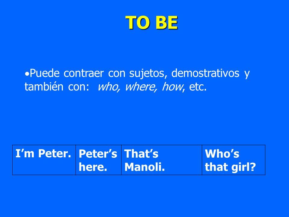 USOS Detrás de los verbos copulativos: be, look, sound, taste, appear, seem, get, feel, stay, fall, etc.