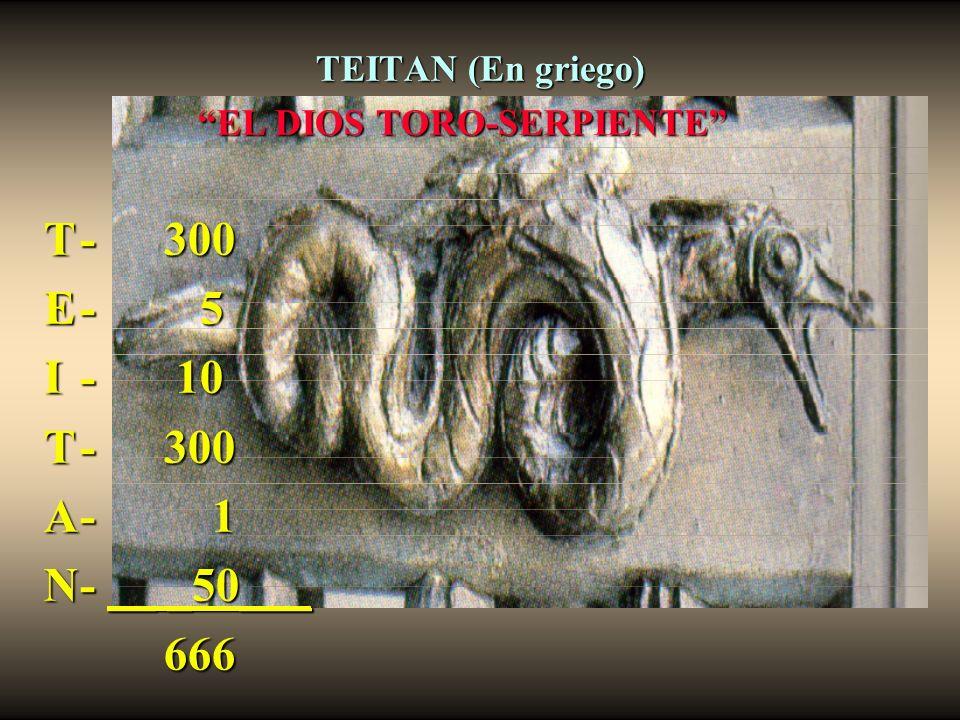 Los antiguos creían en la influencia para el bien y para el mal de los números. Es así que algunos nombres en arameo, hebreo, latín y griego al buscar