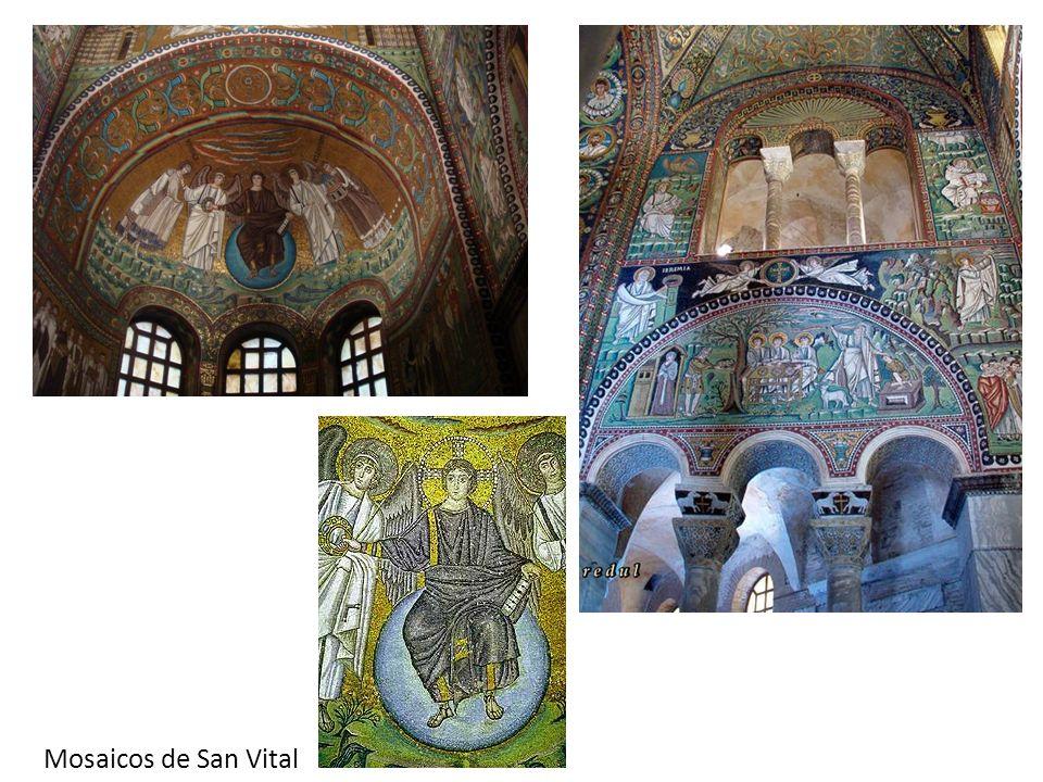 Mosaicos de San Vital