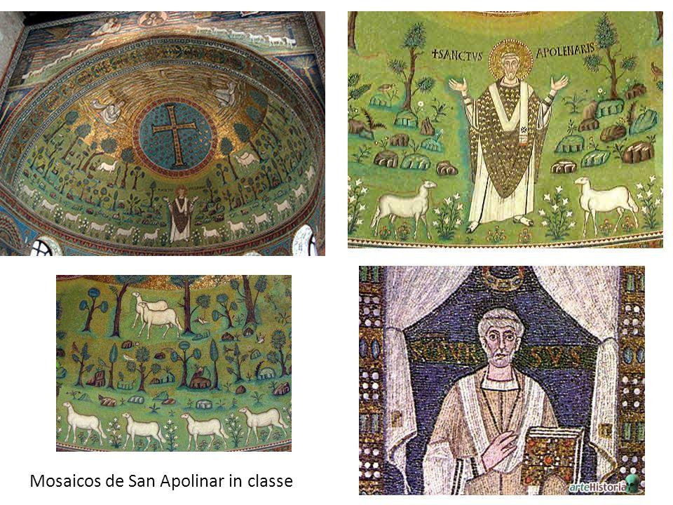 Mosaicos de San Apolinar in classe