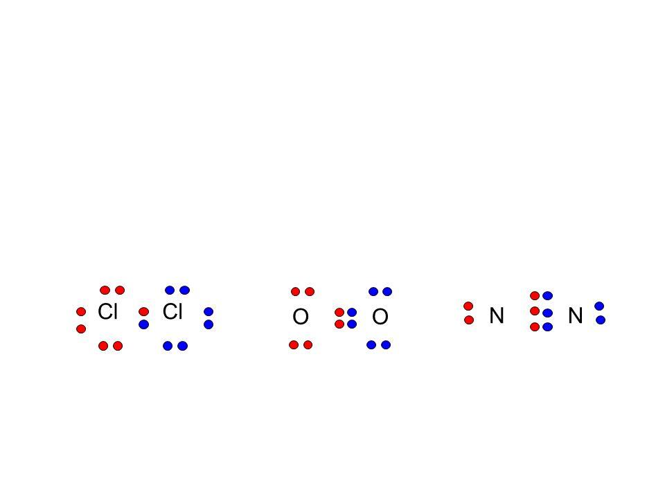 Estructuras de Lewis c) Moléculas en las cuales un átomo tiene más de un octeto.
