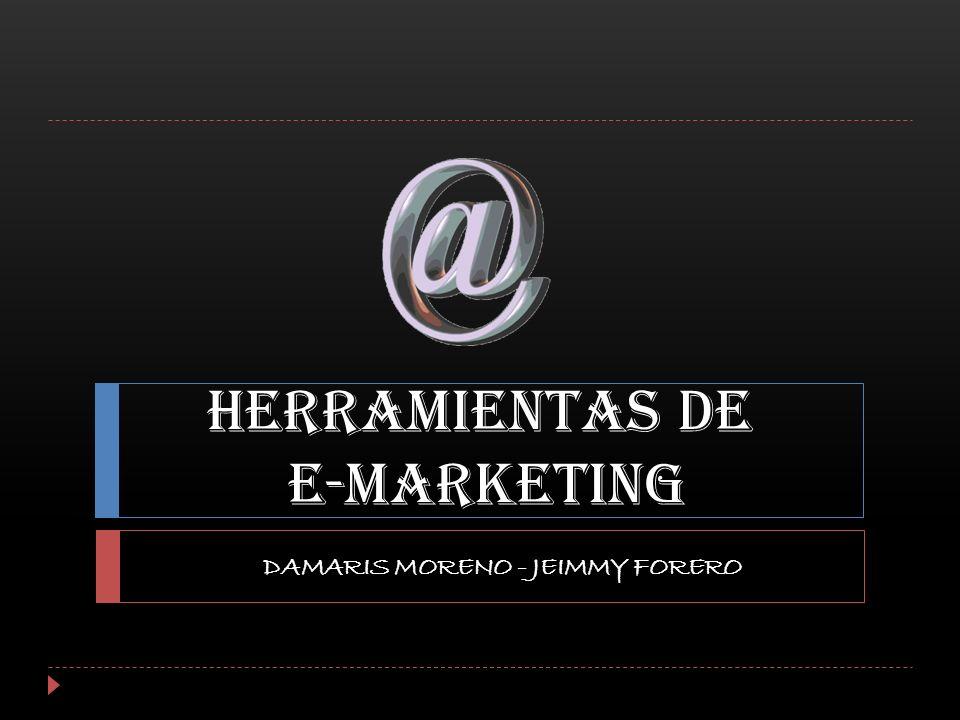 CONTENIDO: Sitios Web E-Mail Marketing E-Móvil Marketing E-Marketing Research Boletines Electrónicos E-CRM Campañas de Banners Buscadores y Portales Verticales