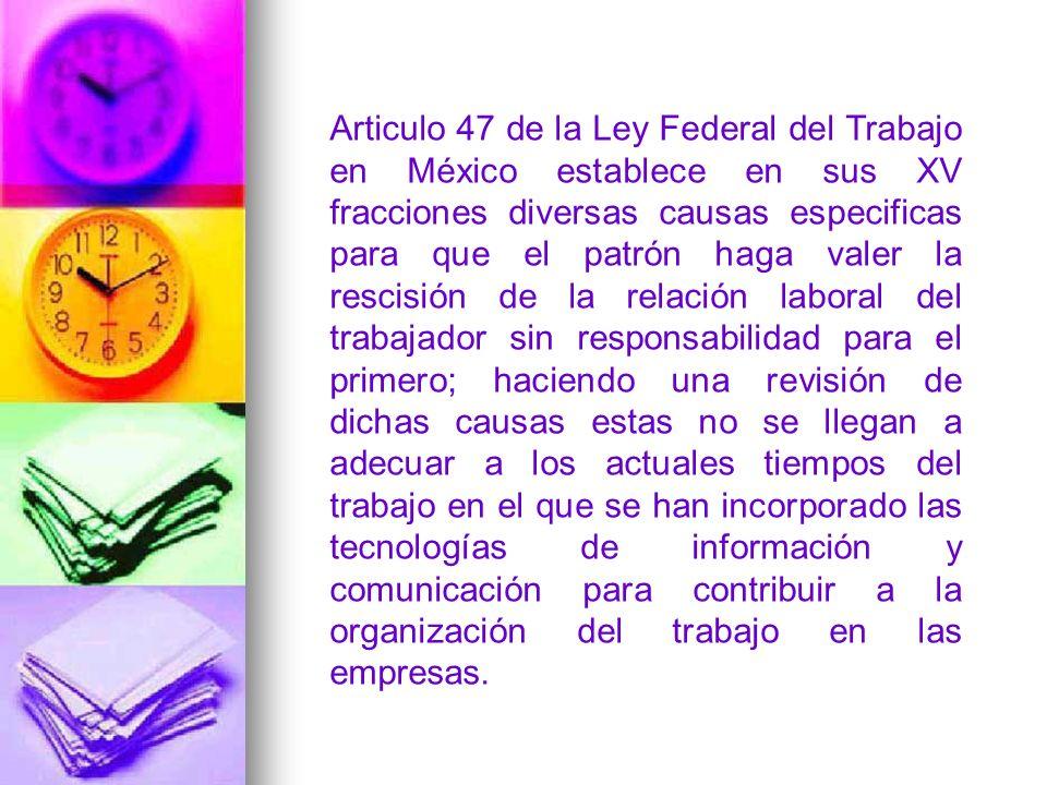 Jurisprudencia Mexicana.