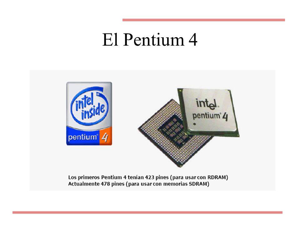 El Pentium 4