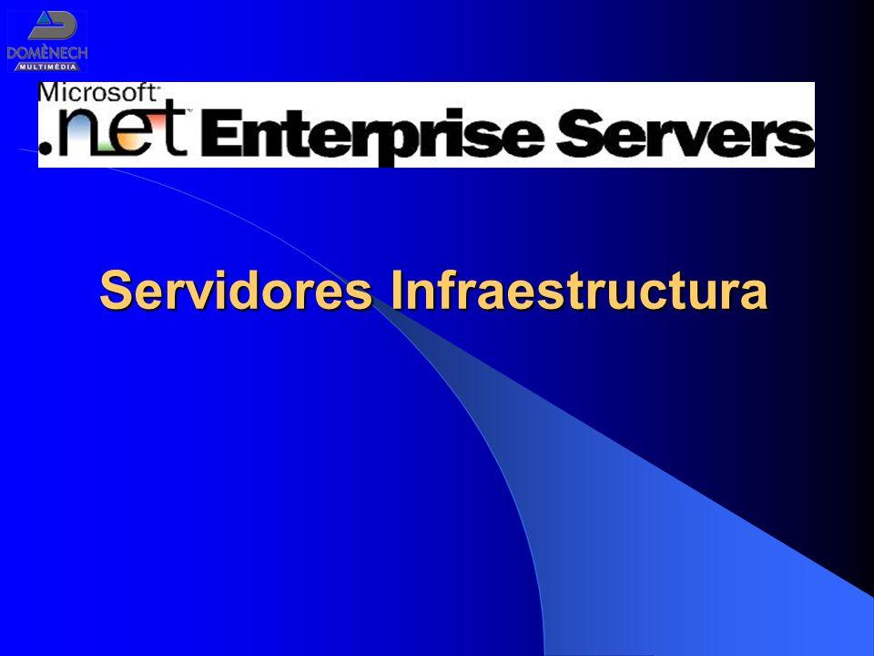 Servidores Infraestructura