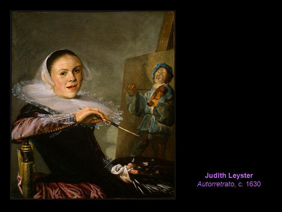 Judith Leyster Autorretrato, c. 1630