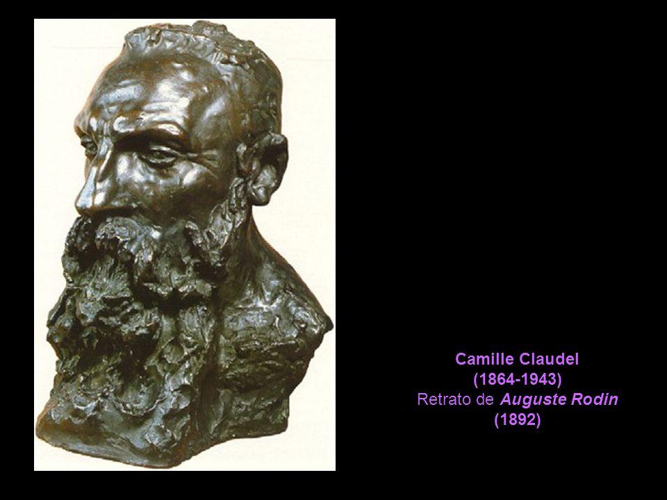 Camille Claudel (1864-1943) Retrato de Auguste Rodin (1892)