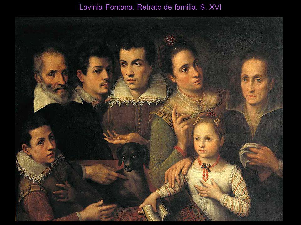 Lavinia Fontana.Minerva desnuda.