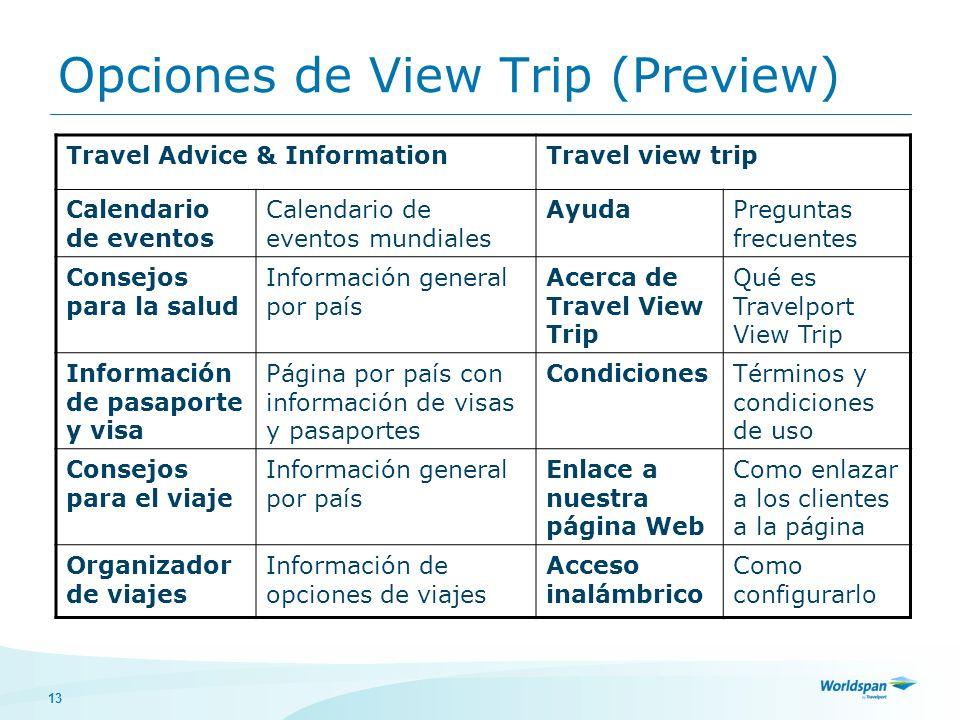 13 Travel Advice & InformationTravel view trip Calendario de eventos Calendario de eventos mundiales AyudaPreguntas frecuentes Consejos para la salud