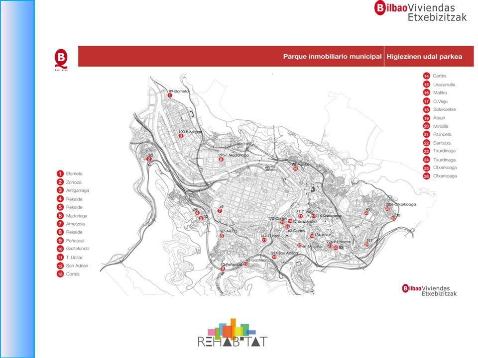 El proyecto REHABITAT, 2009-2012, enmarcado en el Programa Operativo Interreg IIIA España-Francia-Andorra 2007-2013, incide en las dos necesidades básicas detectadas en el anterior periodo con el proyecto REVITASUD, que son la REVITALIZACIÓN URBANA DE ZONAS DEGRADADAS Y LA INTEGRACIÓN SOCIAL basada en una participación social de los y las residentes, caracterizados por su alto riesgo de exclusión social, ambas bajo la aplicación de criterios de innovación y sostenibilidad medioambiental.