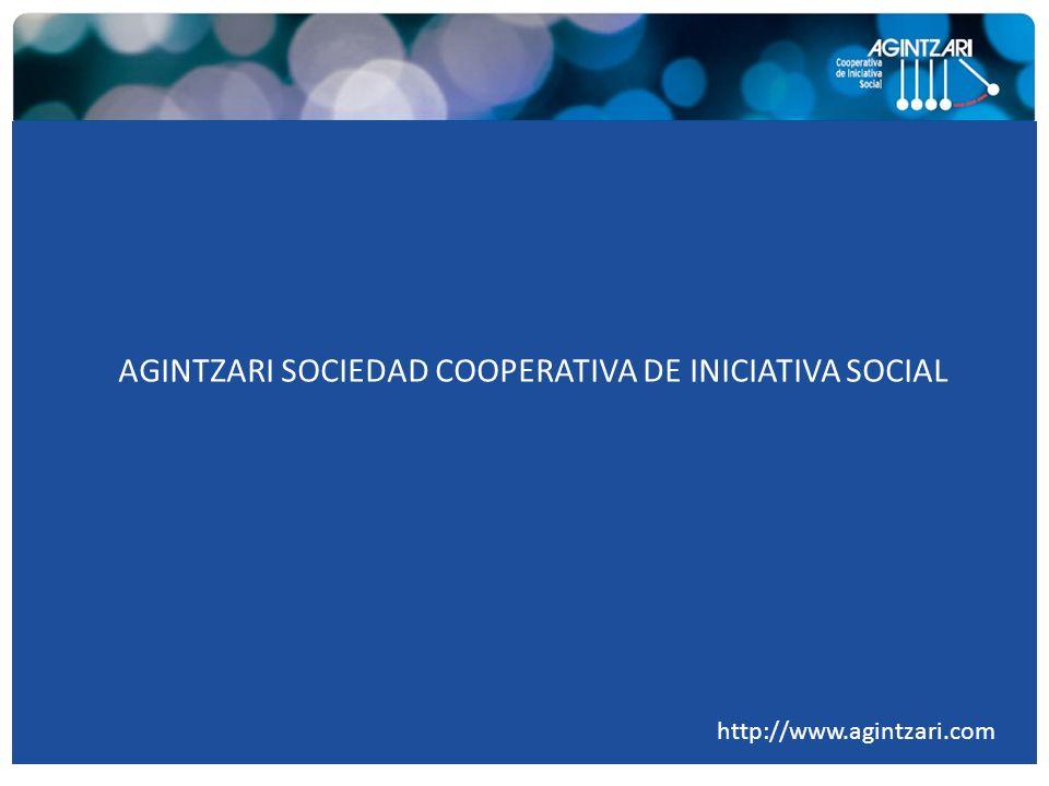 AGINTZARI SOCIEDAD COOPERATIVA DE INICIATIVA SOCIAL http://www.agintzari.com