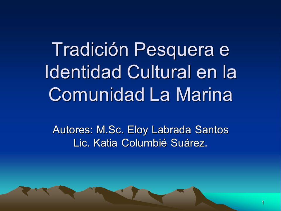 2 Introducción Tradición, identidad y patrimonio culturales mantienen un vínculo indisoluble que es válido para visionar un grupo, comunidad, región o nación.