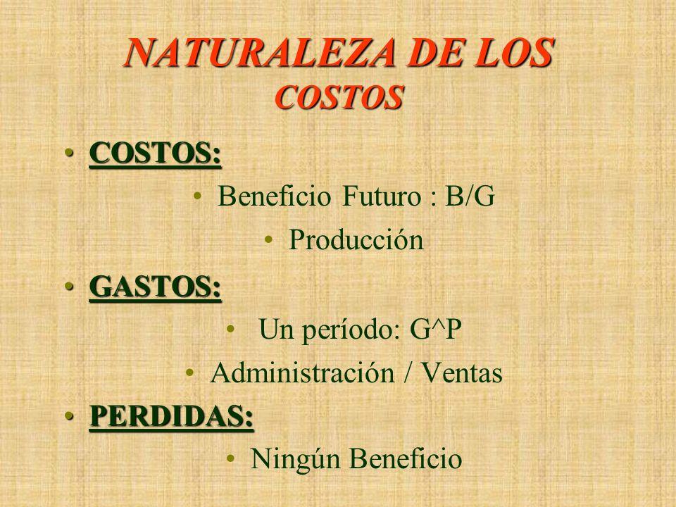 ADMINISTRACION ESTRATEGICA DE COSTOS ADMINISTRACION ESTRATEGICA DE COSTOS C.P.C.C. RUBEN FLORES VILAR.