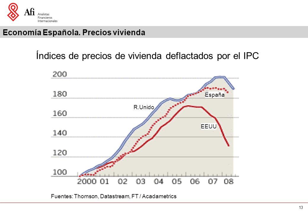 13 Economía Española.