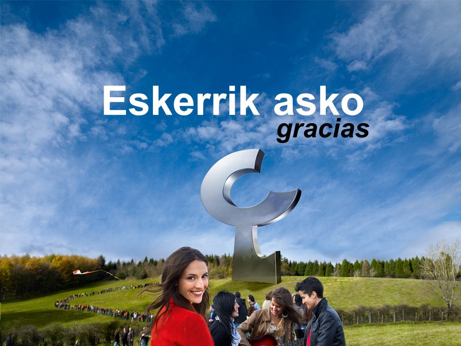 51 Eskerrik asko gracias