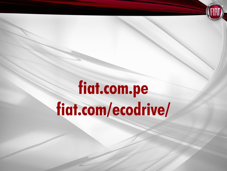 fiat.com.pe fiat.com/ecodrive/