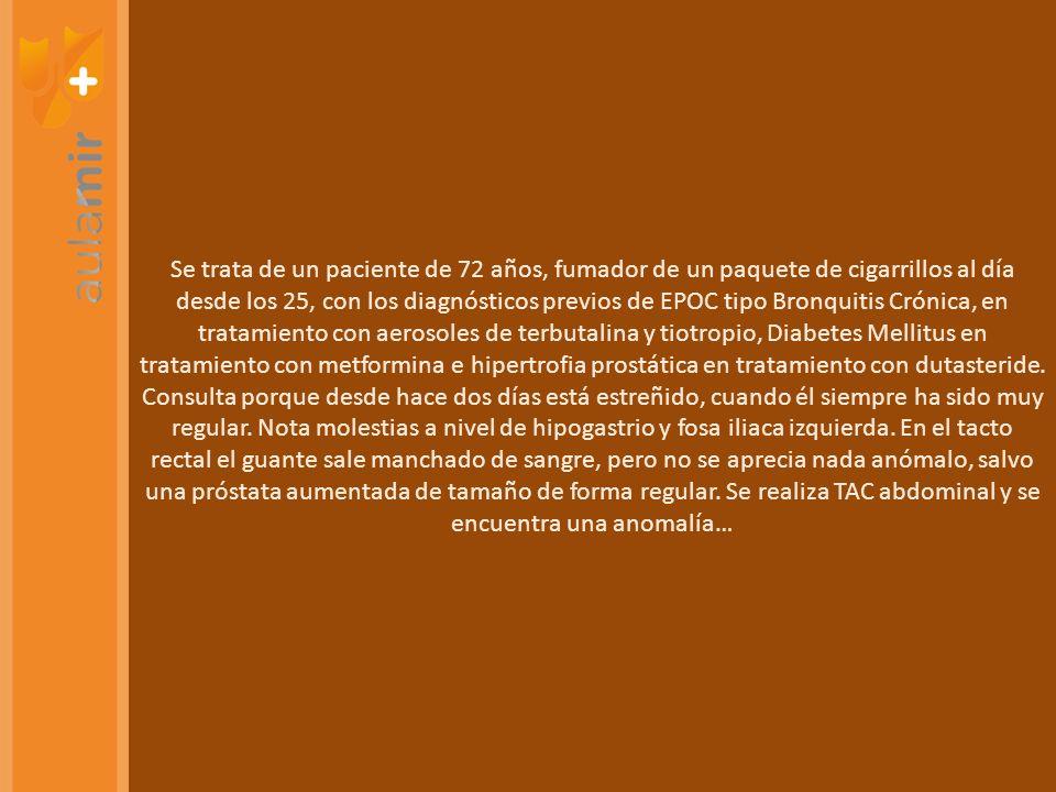 POLIPOSIS COLÓNICA DIAGNÓSTICO ENDOSCÓPICO BIOPSIA Y ESTUDIO GENÉTICO (APC) ¿QUÉ DEBE HACERSE A CONTINUACIÓN.