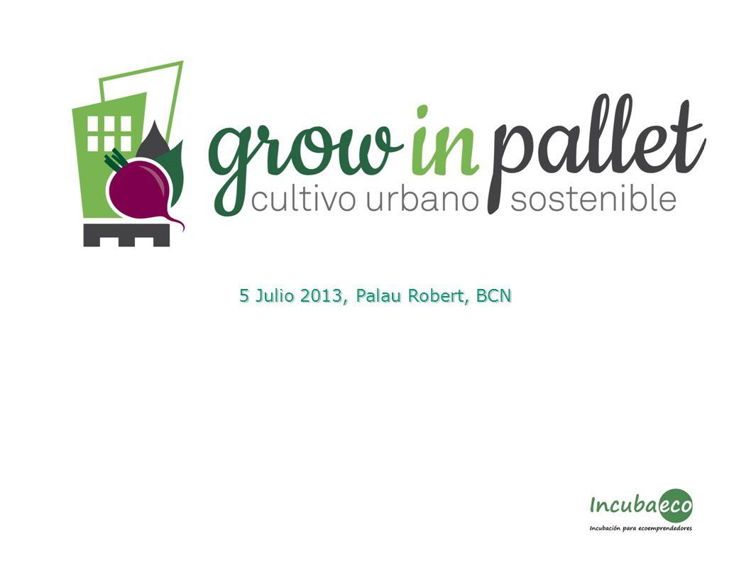 5 Julio 2013, Palau Robert, BCN