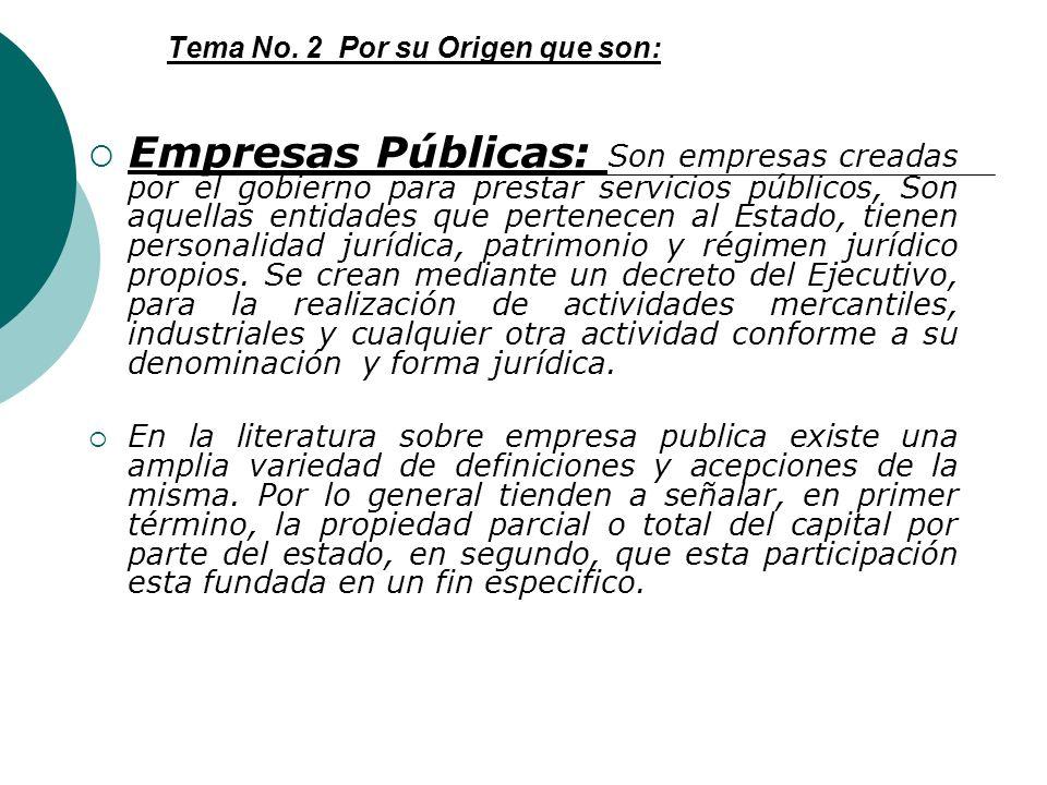 José Antonio Fernández Arena: Es la unidad productiva o de servicio que, constituida según aspectos prácticos o legales, se integra por recursos y se
