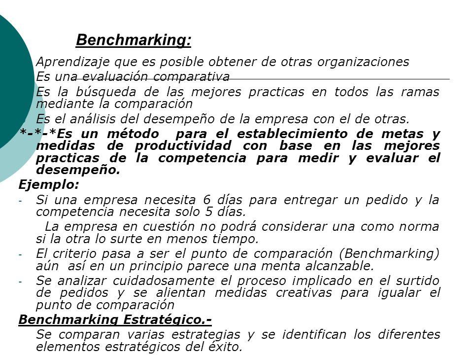 Administración por Objetivo Método de evaluación y control sobre el desempeño de áreas o departamentos Método por el cual el administrador y su superi