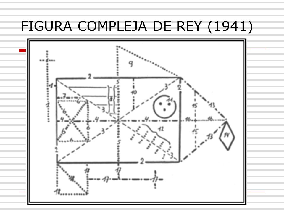 FIGURA COMPLEJA DE REY (1941)