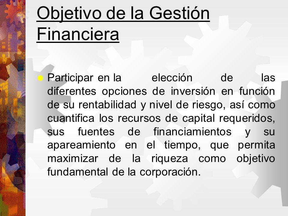 III. – Planificación Financiera
