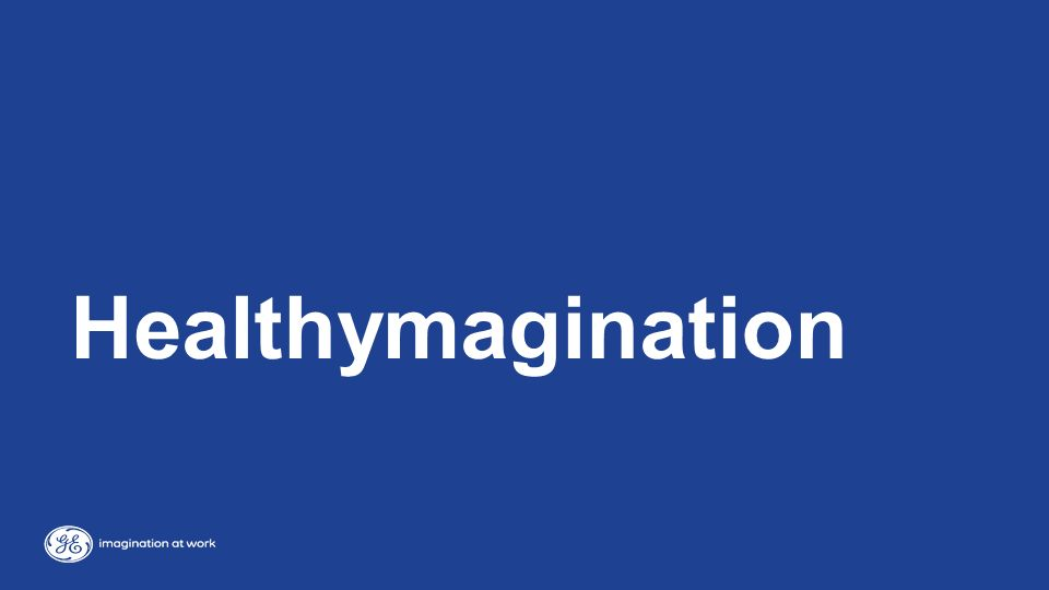 Healthymagination