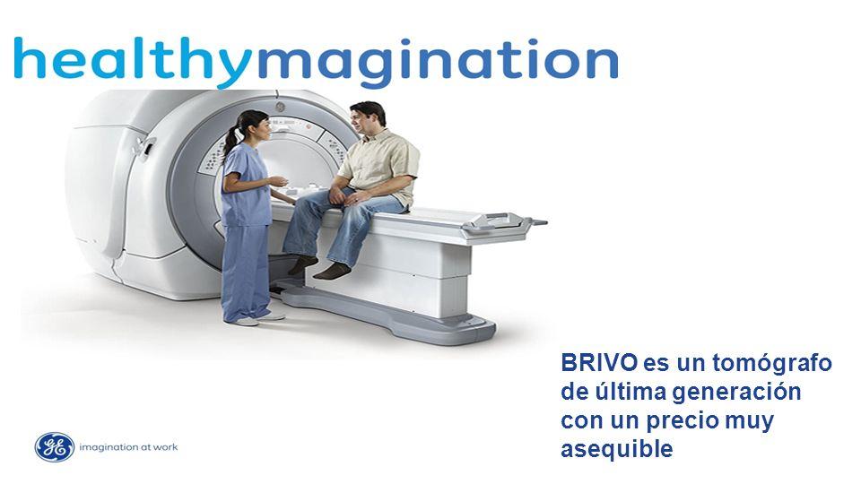 BRIVO es un tomógrafo de última generación con un precio muy asequible