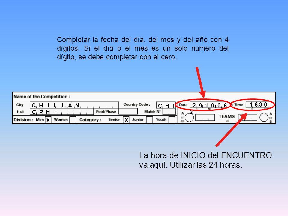 18 30 C P HU B B 8122341261574 x Tiempo Fuera.