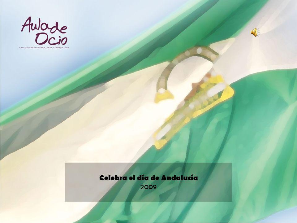Celebra el día de Andalucía 2009