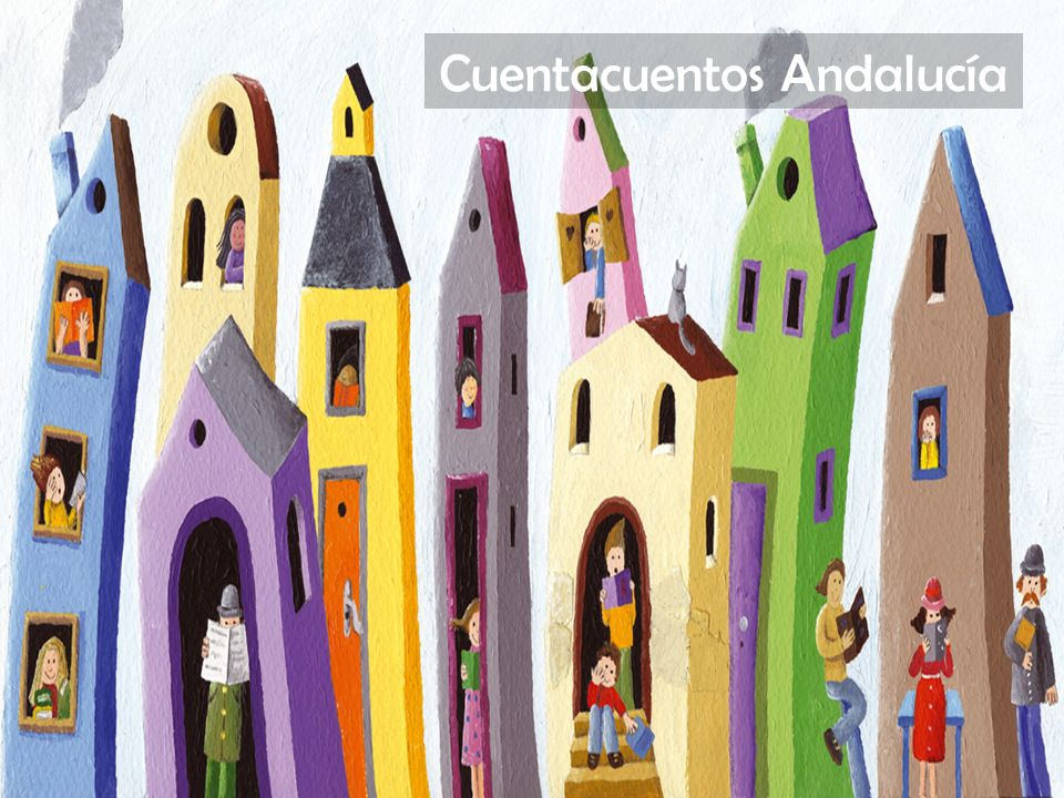 Cuentacuentos Andalucía