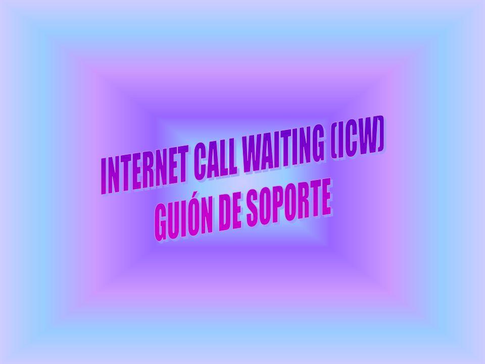 DESCRIPCIÓN TÉCNICA DEL PRODUCTO Es un servicio que permite a los clientes de acceso conmutado recibir llamadas entrantes de la red telefónica y ser notificados sobre estas llamadas en la pantalla del PC mientras están conectados a INTERNET.